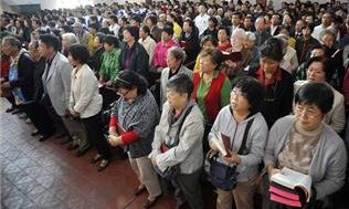 How Many Christians in China? ≈ 163 million (2014)...