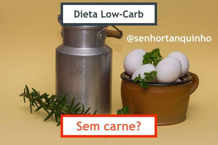 Muita gente se pergunta como alguém que segue uma dieta vegetariana ou vegana vai conseguir ingerir a quantidade suficiente de proteínas e gorduras . Para os ovo-lacto-vegetarianos uma opção interessante são os ovos e os laticínios . Porque eles têm poucos carboidratos mas bastantes proteínas e gorduras . E pode mesmo ser a base de uma dieta baixa em carboidratos . Veja por quê: .  Ovos: Contêm apenas pequenas quantidades de carboidratos. Prefira ovos de galinhas caipiras enriquecidos com…