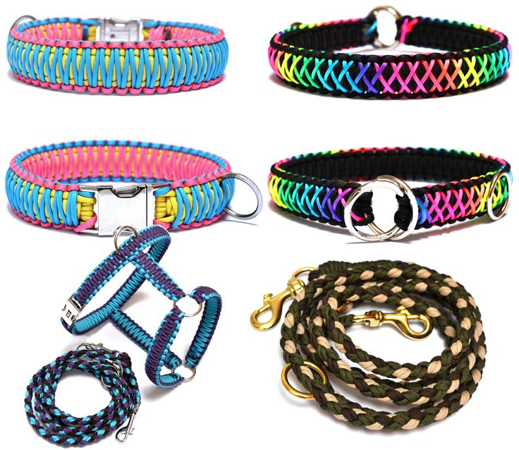 Handmade by www.paracord4dogs.cz