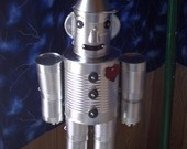 The Tin Man. $10.00, via Etsy.