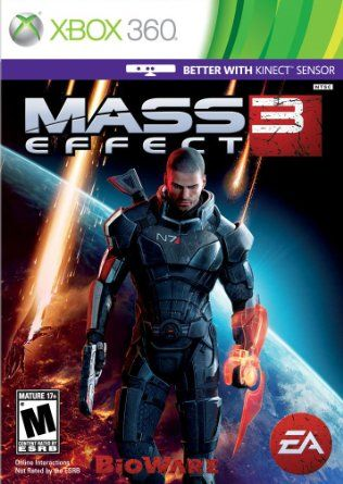 Amazon.com: Mass Effect 3 - Xbox 360: Video Games