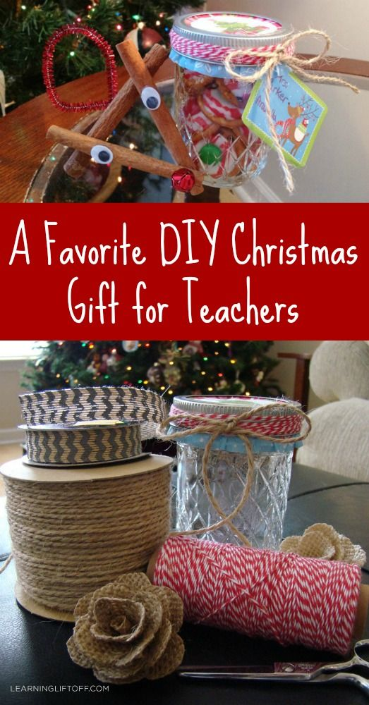 Reinforce Math And Science Concepts While Making A Homemade Gift For  Teachers This Christmas!