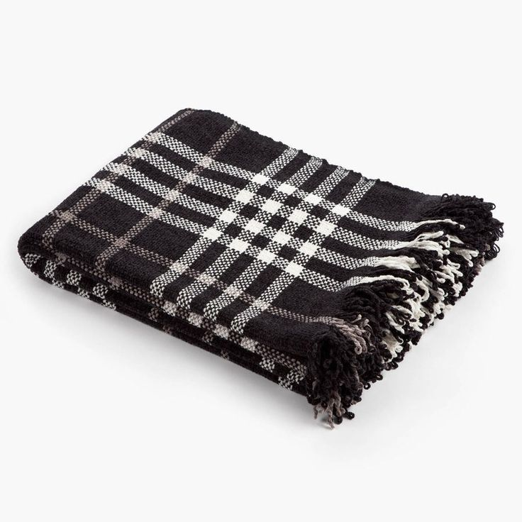 PICCADILLY CHENILLE THROW