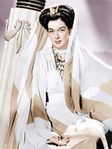 Rosalind Russell, Warner Brothers portrait, ca. 1940s Photo at AllPosters.com