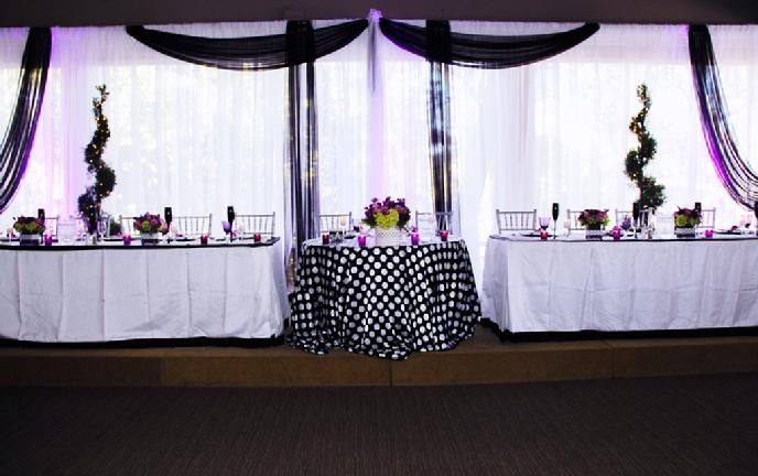 17 best images about 15 anniversary party on pinterest for Polka dot party ideas