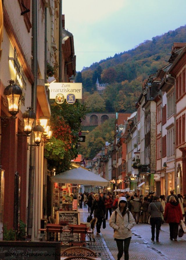 Baden Baden, Germany = My grandmother's family came from Baden Baden and I would love to visit!