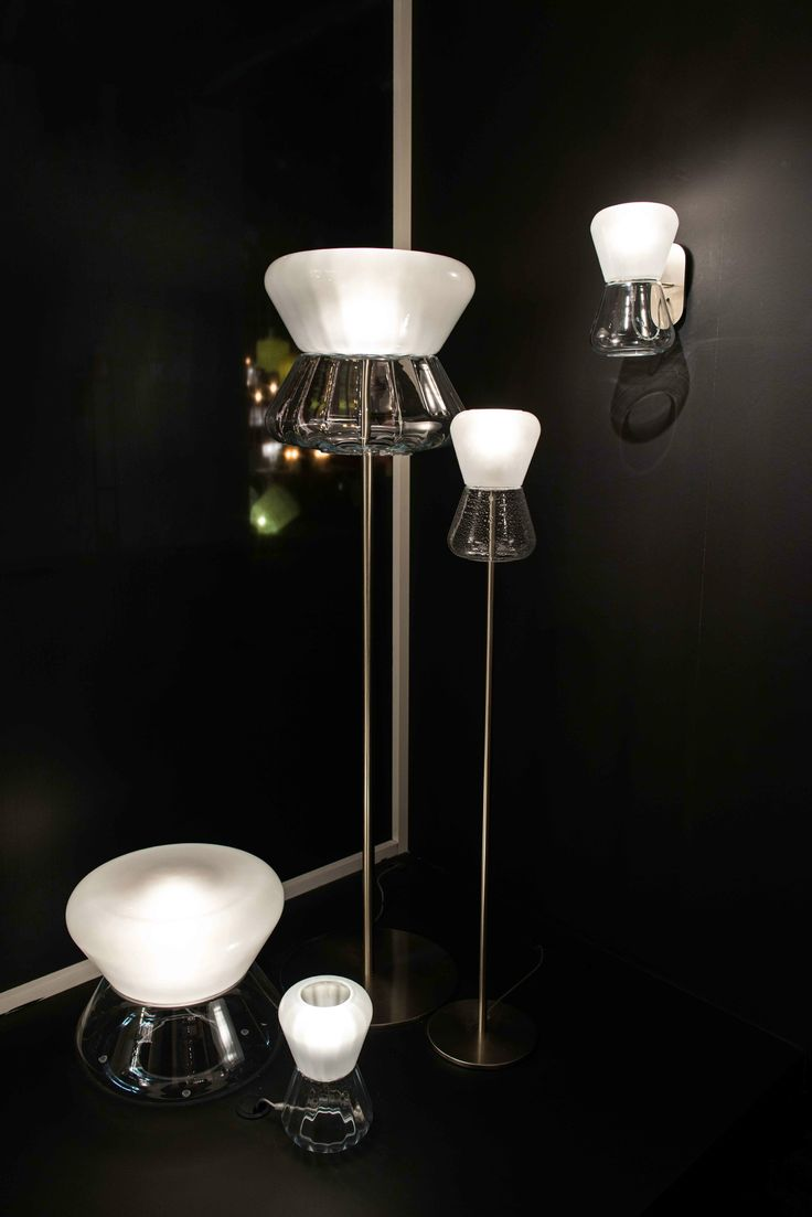 294 best lightingfloor lamp images on pinterest floor lamps koro table lamp by veronese design christian biecher architecte geotapseo Choice Image