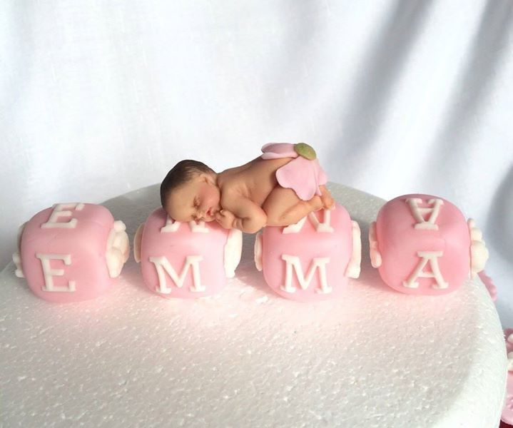 Top 25  best Baby cake topper ideas on Pinterest | Baby shower ...