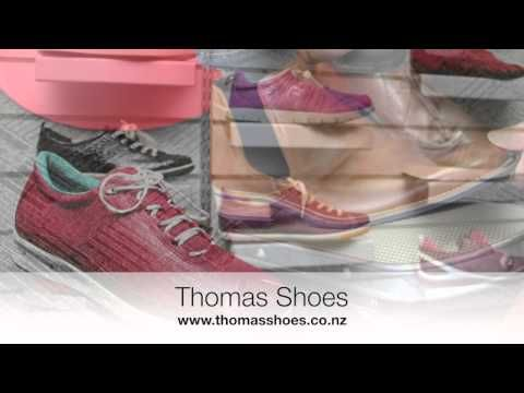 About - Thomas Shoes