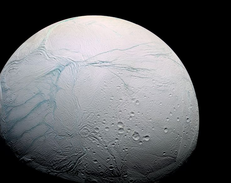 We've Found A Hidden Ocean On Enceladus That May Harbor Life