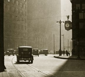 Wabash and Wacker, 1920 | Chicago