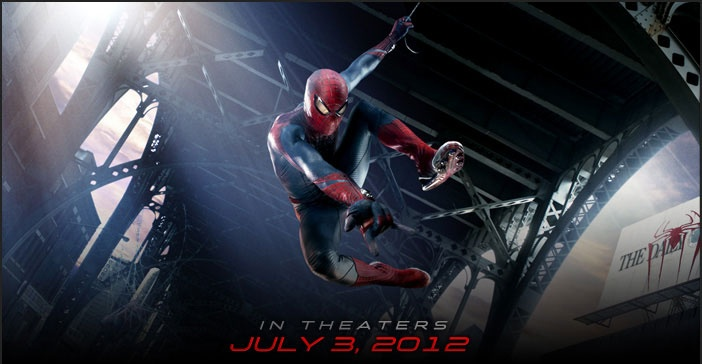 The Amazing Spider-Man- 4 minutos super preview
