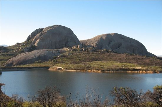 paarl rock, south africa