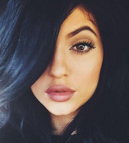 ♛Kylie Jenner♛ Satin Rose Lipstick Look ♛