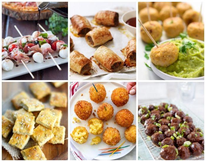 Am vortag vorbereiten fingerfood Partyrezepte zum