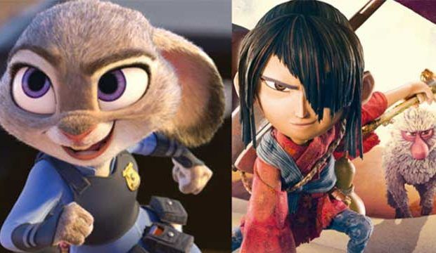Annie Awards preview Best Animated Oscar race: 'Zootopia' v. 'Kubo and the Two Strings'
