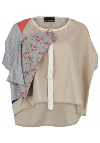 PLAYFUL TOP - Oline Workrobe from LAAVAA.com