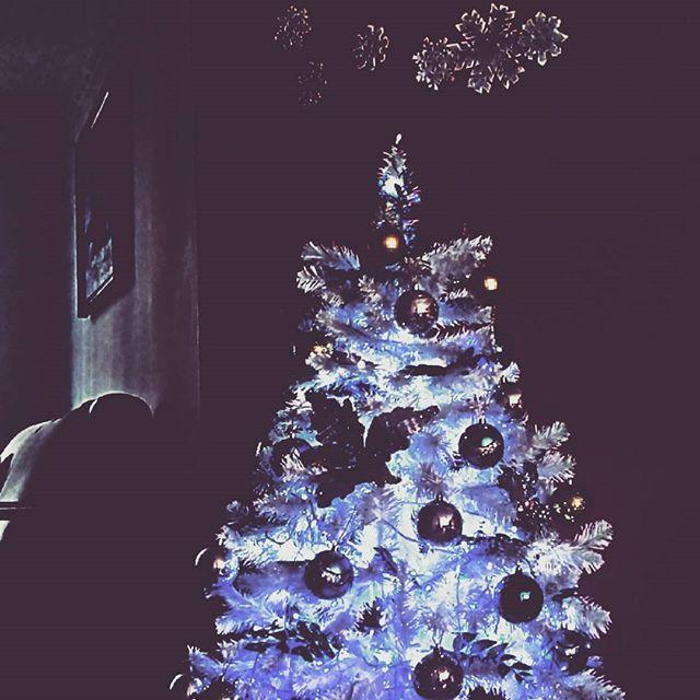 Feliz Noche Buena! 🎄☄  #christmaseve #Christmas2016 #christmastree
