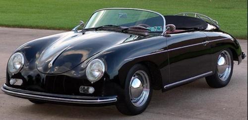 1965 Porsche 365 convertible