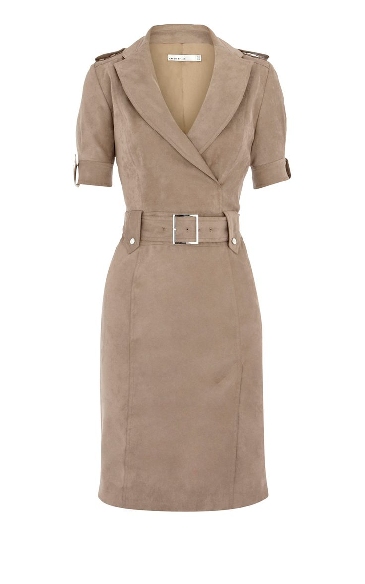 Karen Millen Soft Draped Shirt Dress Taupe For Women http://www.thesterlingsilver.com/product/dkny-womens-28mm-gold-tone-steel-bracelet-case-quartz-silver-tone-dial-analog-watch-ny2399/