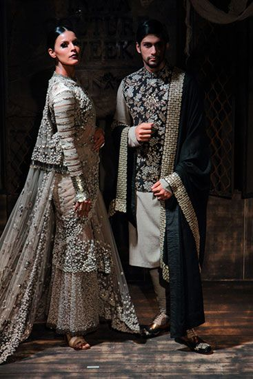 Sabyasachi Mukherjee. AICW 15'. Indian Couture.