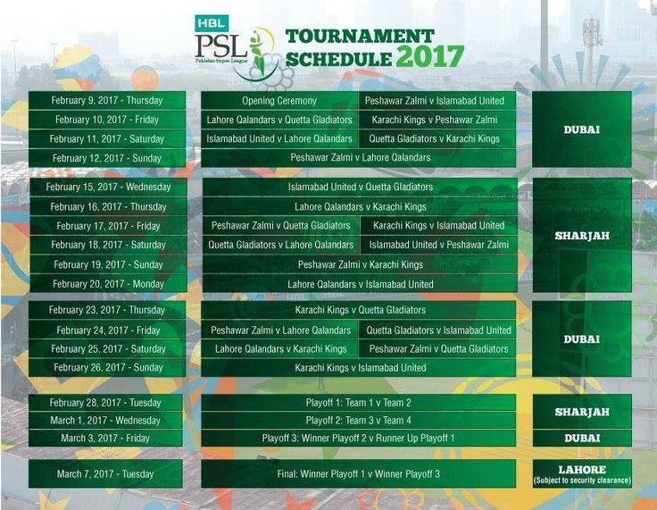 psl-schedule-2017