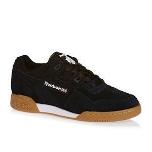 Reebok Shoes - Reebok Workout Plus Earth Pack Shoes - Black