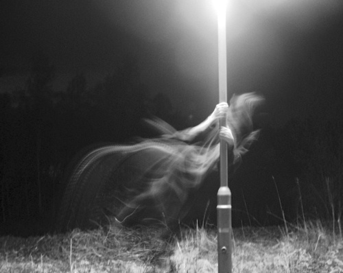Black and White: Lamps, Photos, Creepy, Ghosts Pictures, Dancers, Night Photography, Night Lights, Art, Dark Side
