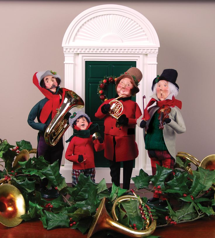 17 Best Images About Byers Choice Carolers On Pinterest: 51 Best 2016 Byers' Choice Carolers® Figurines