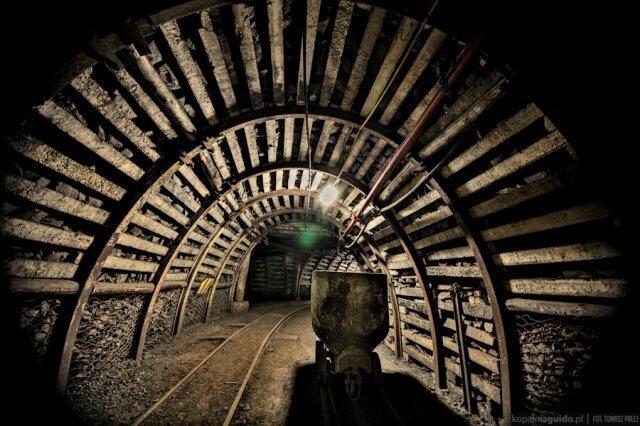 Kopalnia Guido Zabrze #silesia #zabrze #mine