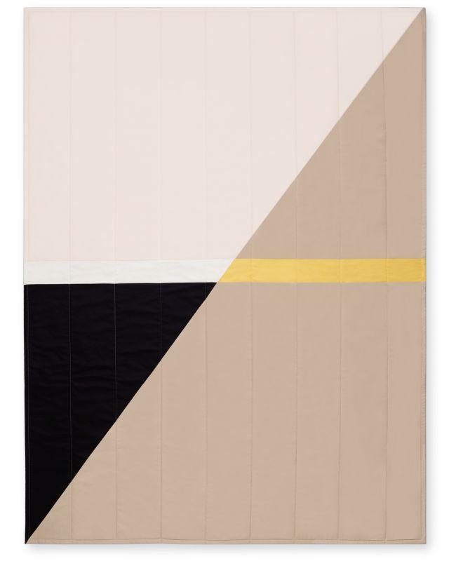 Louise Gray quilts.