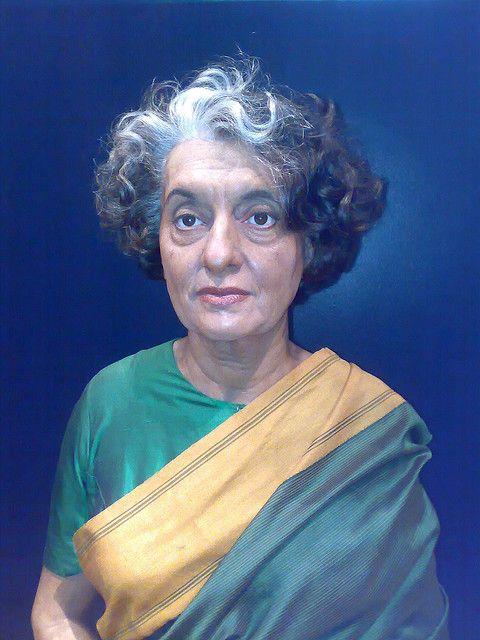 Breaking glass ceilings: Indira Ghandi