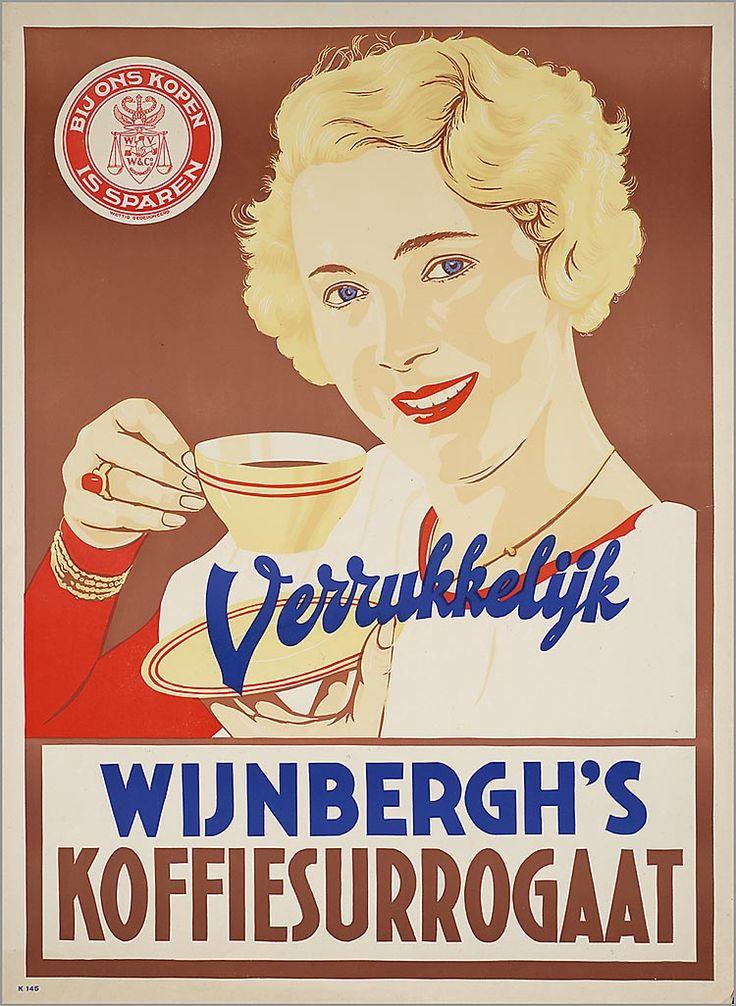 Verrukkelijk Wijnbergh's koffiesurrogaat