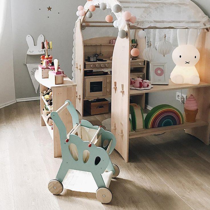 """Gefällt 179 Mal, 5 Kommentare - good moods* (@good__moods) auf Instagram: """"Mit dieser hübschen Impression aus dem wunderschönen Kinderzimmer der lieben Ilona von…"""""""