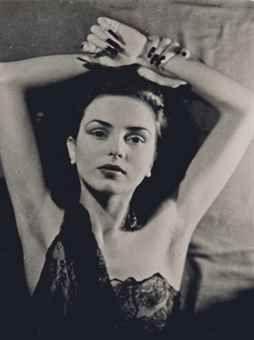 J. H. Lartigue, Florette, 1944