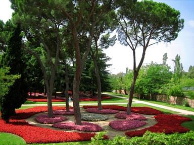 Parque El Capricho, Madrid, wow!