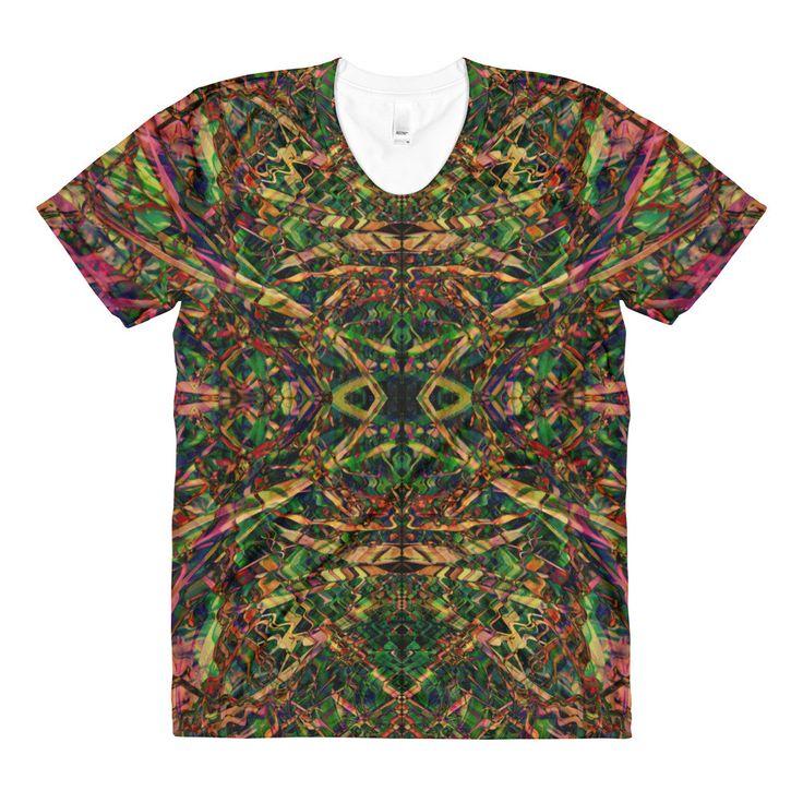 Aztec Women's Crew Neck T-shirt