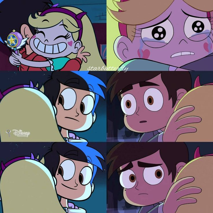 First and last hug...  I cried with star in this episode.. there are so many theories bc of marco's reaction. But this scene really is intense. So many questions. And when will another episode come? It's already 2017 to be exact, we are 09/01/2017❤️