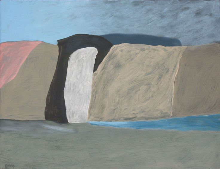 Wallace Galleries - Toni Onley