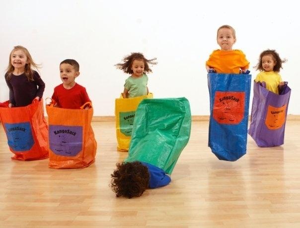5 out of 6 Kids Love KangaSack!