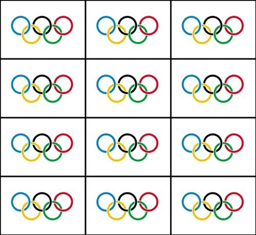 Olympic Medal Template - gold medal templates