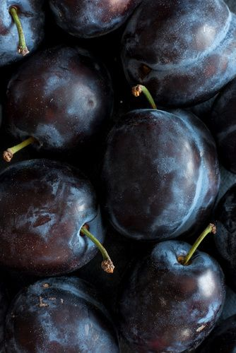 [BLACK FRIDAY] Le Noir à Rungis : les Prunes - Black food