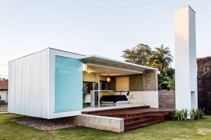Residência em Campo Grande / Alex Nogueira