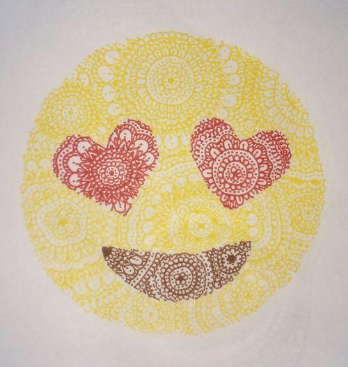Imagen de emoji, draw, and nice