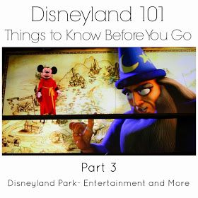 Love Our Disney: Disneyland 101- Things to Know Before You Go {Part 3}