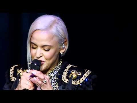 The new look of Mariza from Portugal.  Her clothes are always spectacular!  Her hair has grown out, now.  This is a recording from Portugal, 2012, and there are many new recordings on YouTube!
