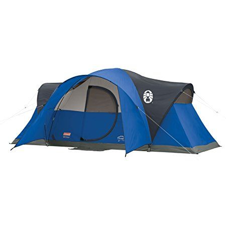 Amazon.com : Coleman Montana 8-Person Tent : Family Tents : Sports & Outdoors