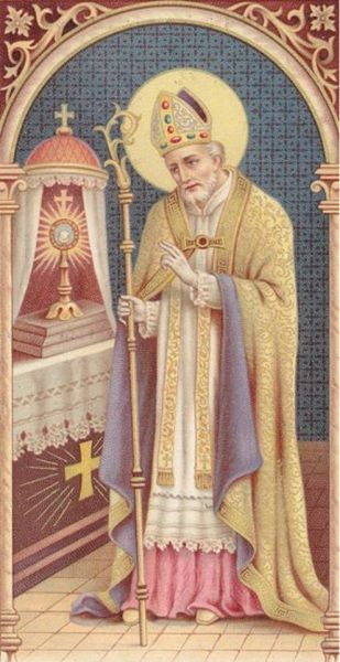 """""""There is no prayer more agreeable to God, or more profitable to the soul, than that which is made during the thanksgiving after Communion"""" - St. Alphonsus"""
