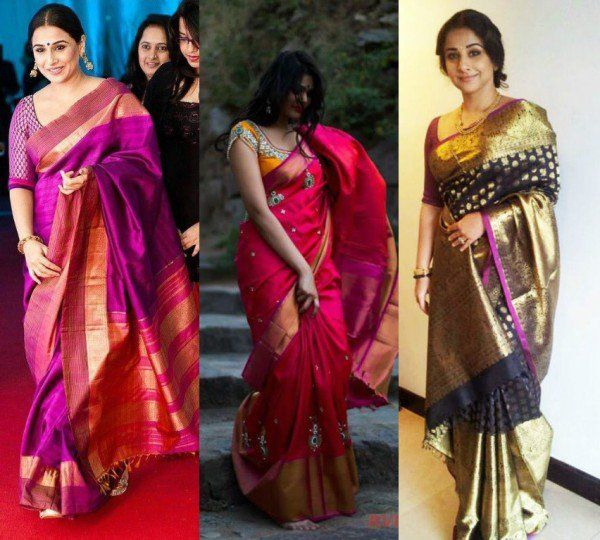 5 Must Have Sarees In Your Wardrobe!! photo