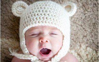 60 modelos de toucas para bebês e crianças